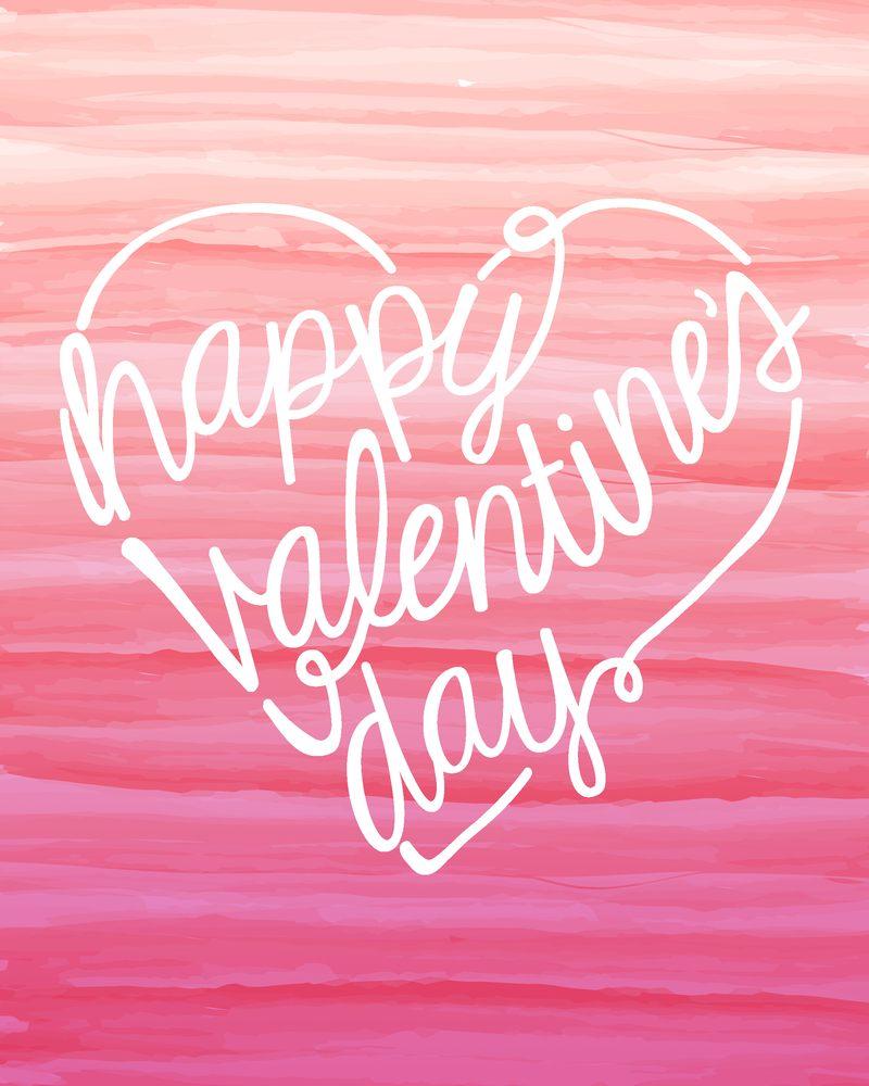 Tutorial de Artesanías: Imprimibles gratis para San Valentin
