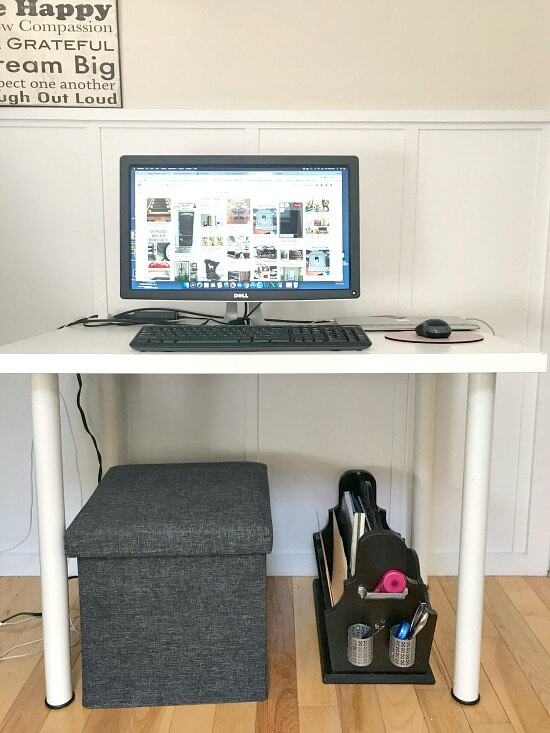 Small Space saving Portable Home Office . Homeroad.net