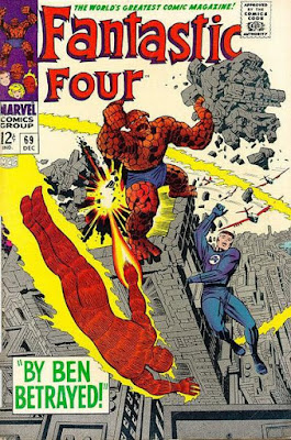 Fantastic Four #69