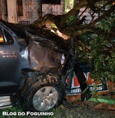 Urgente: Dono de farmácia atropela e mata ciclista na subida da ladeira do Angelim em Chapadinha.