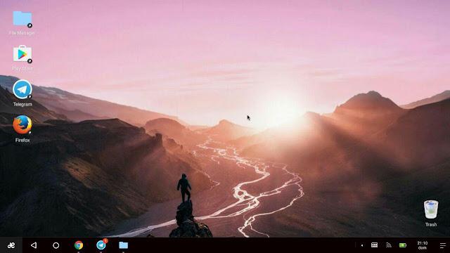 RemixOS: Um android para desktop, veja como instalar