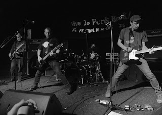 ANFO - greek punk rock band