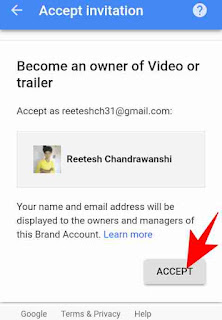 Youtube channel me multiple gmail id add kaise kare 9