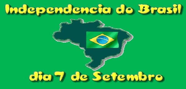 """Atividades para Alfabetização: Semana da Pátria """"Independência do Brasil"""""""