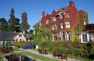 Pennyhill Park hotel, Surrey