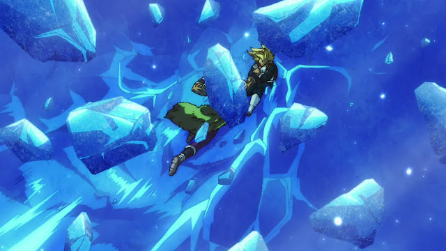 Dragon Ball Super Broly 1080p imagenes