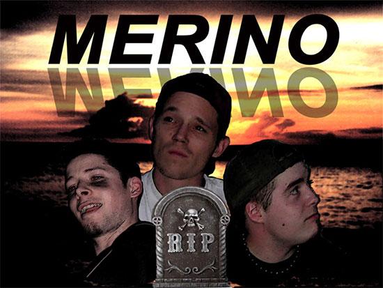 Merino, 90's skate punk from Germany