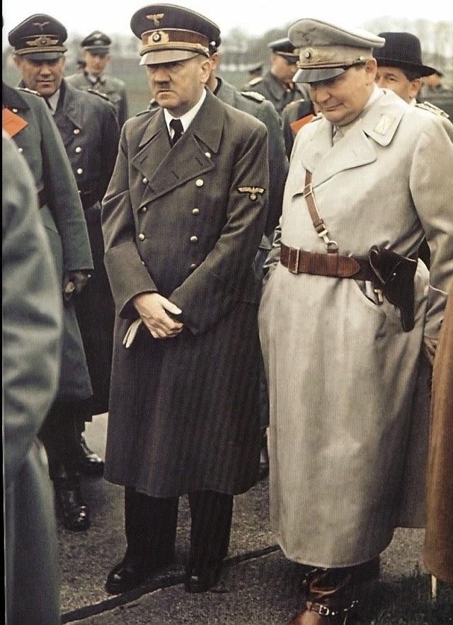 Adolf Hitler Hermann Goering worldwartwo.filminspector.com