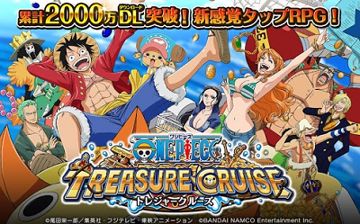 One Piece Treasure Cruise Game One Piece Offline