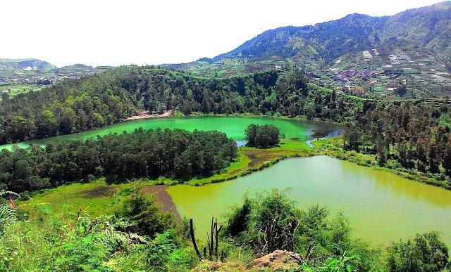 Wisata Dieng Plateau Wonosobo Jawa Tengah
