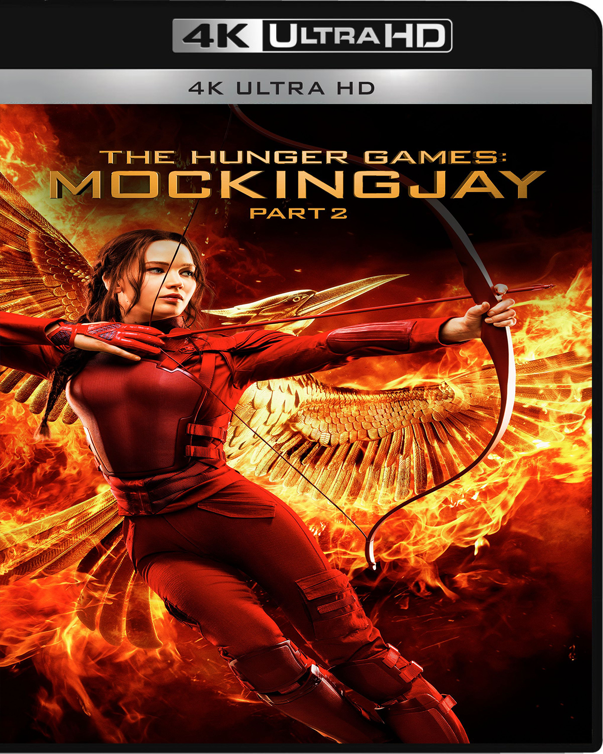 The Hunger Games: Mockingjay Part 2 [2015] [UHD] [2160p] [Latino]