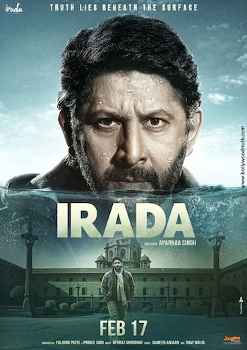 Irada 2017 pDVDRip Hindi 700MB