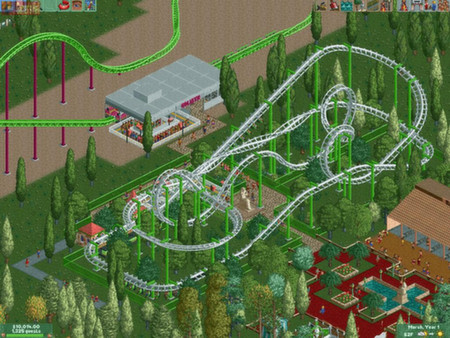 RollerCoaster Tycoon 2 Full Version