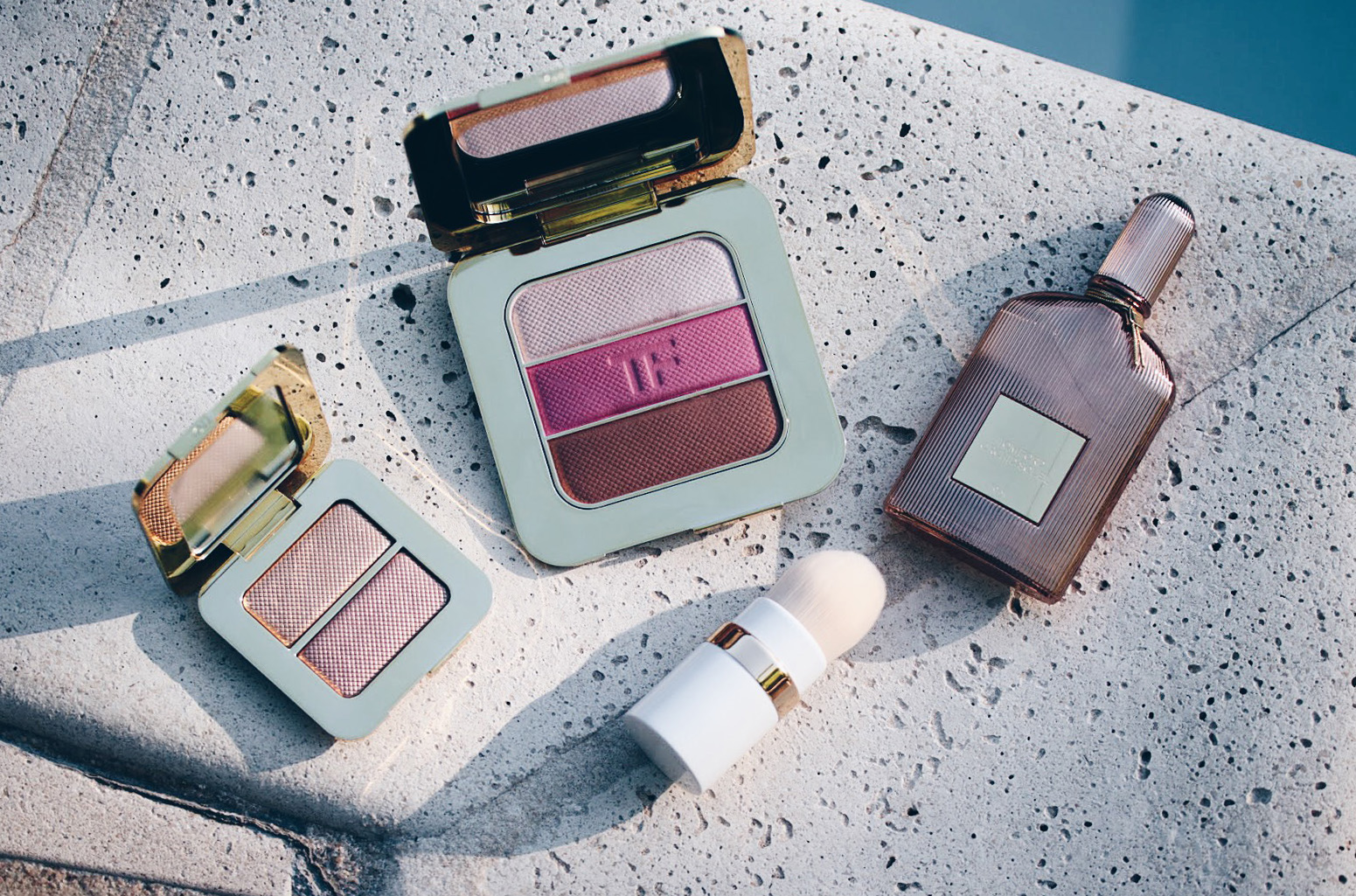 tom ford maquillage été 2017 palette fard à paupières avis test swatches soleil contouring compact