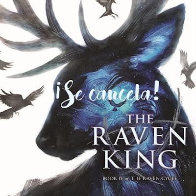 Se cancela la publicación del cuarto y último libro de The Raven Boys