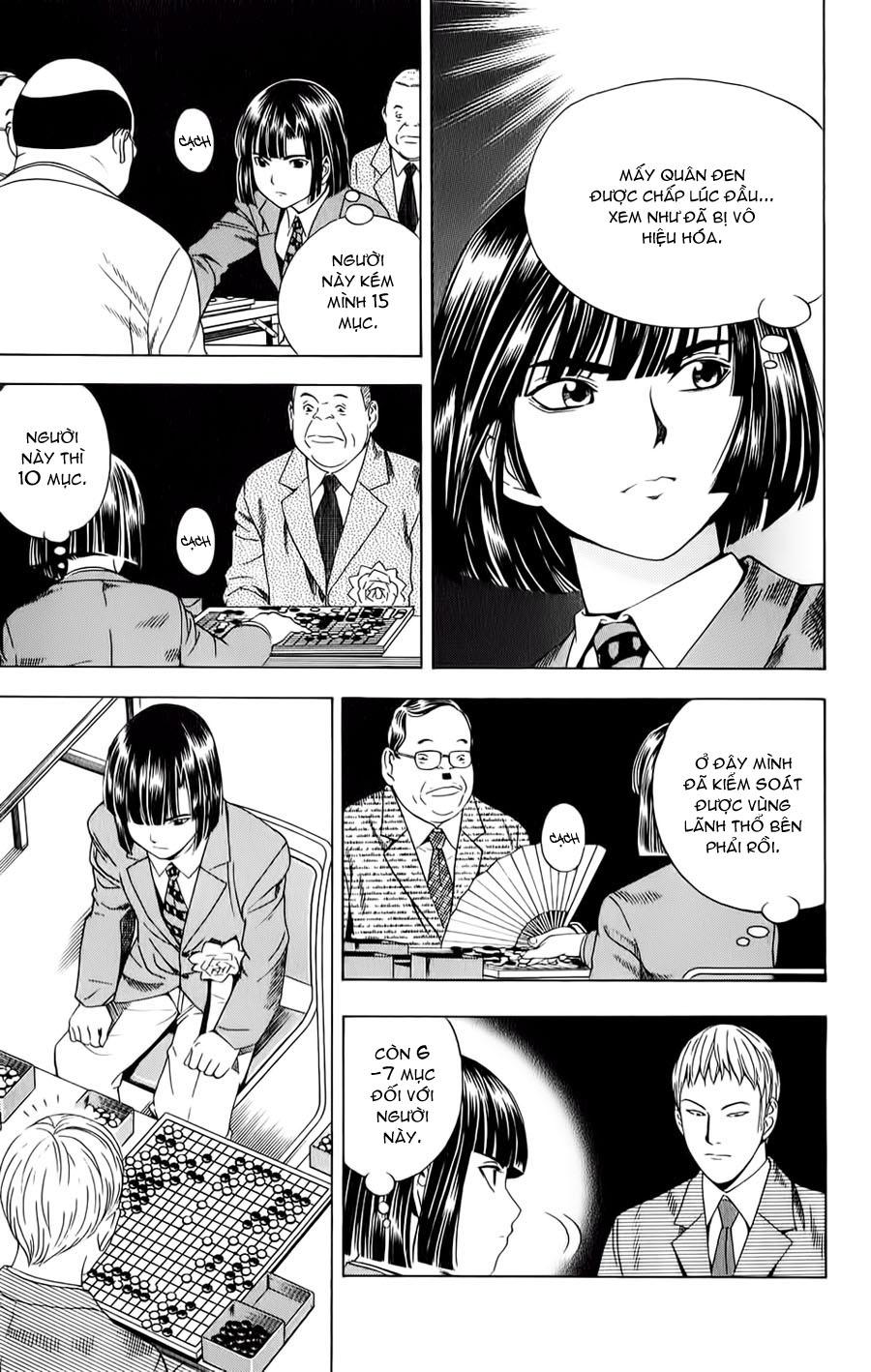 Hikaru No Go hikaru no go chap 72 trang 6