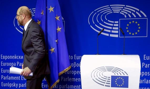 Martin Schulz dejará la presidencia del Parlamento Europeo