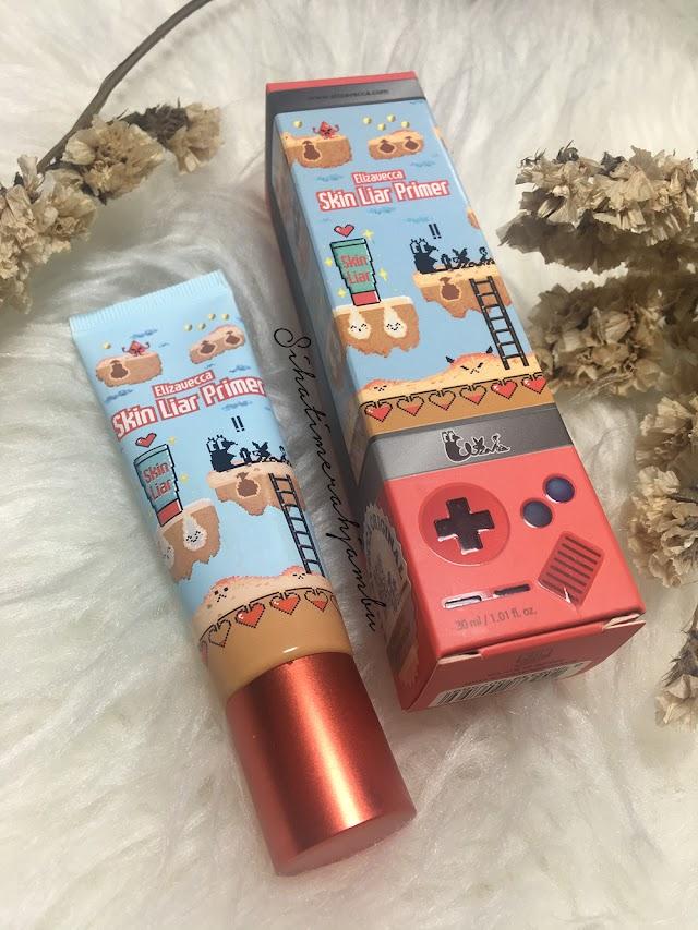 Review   Elizavecca Skin Liar Primer