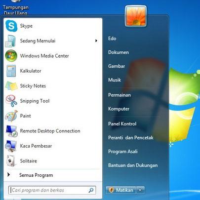 Cara Mudah Merubah Bahasa Antarmuka Windows 7 download bahasa indonesia untuk windows 7