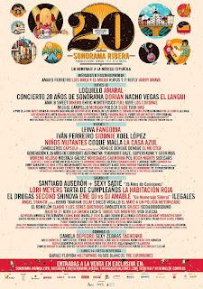 Sonorama 2017 CARTEL