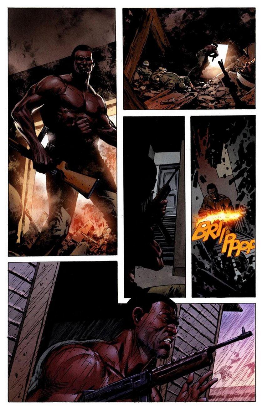 Ultimate Origin chap 1 trang 18