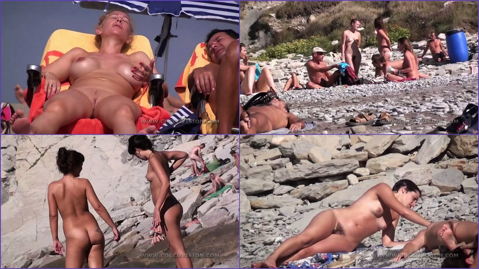 Young nudist video clips