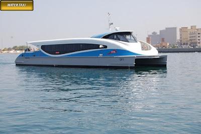 Water Taxi Dubai