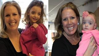 Νοσηλεύτρια υιοθετεί κoριτσάκι που αγάπησε με μια ματιά. Δεν το επισκεπτόταν κανείς στο νοσοκομείο