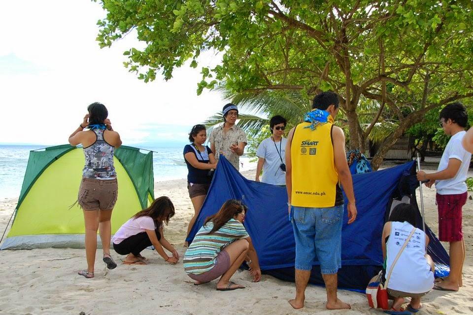 Laagan Kaayo - Canigao Island in Leyte