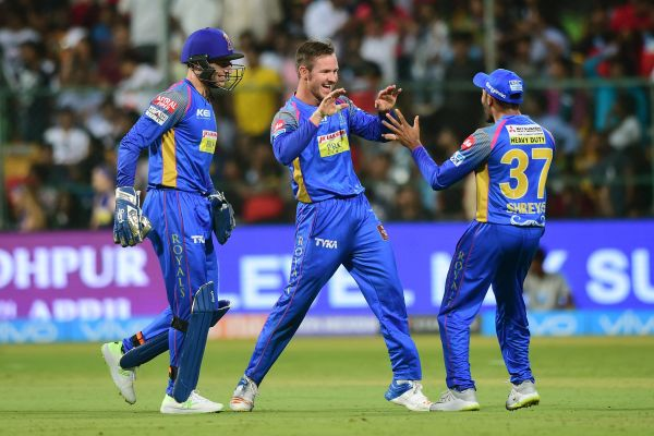 Royal Challengers Bangalore vs Rajasthan Royals: RR beat RCB by 19 runs to post second win