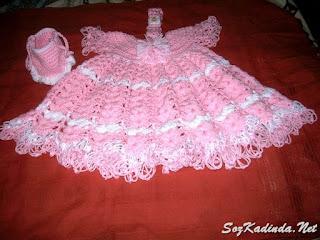 farklı bebek elbise modelleri