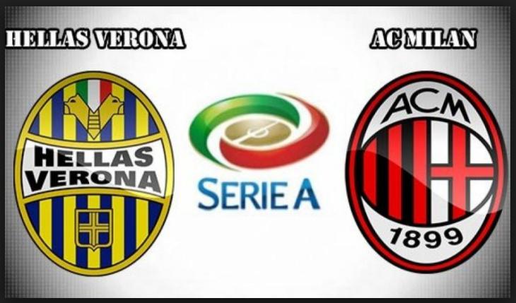 VERONA-MILAN Streaming Live: info Diretta Video Gratis   Calcio Serie A