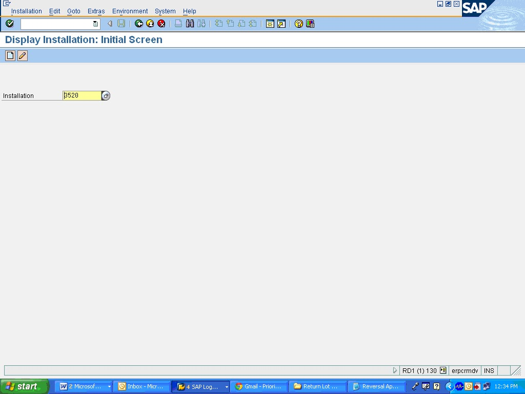 Create the Easy Bill and Reverse the billing document using EA20