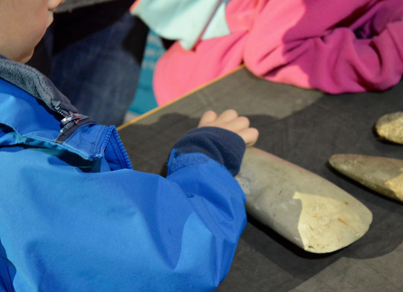 Great Days Out with Northern  | Our Day Trip to Carlisle by Train - Stoneage artefacts at Tullie museum