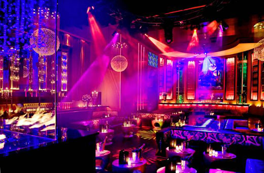 Discoteca Set NightClub en Miami Beach