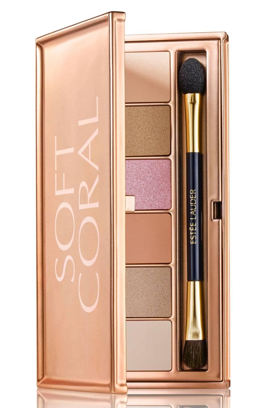 Estee-Lauder-Soft-Coral-Eyeshadow-Palette