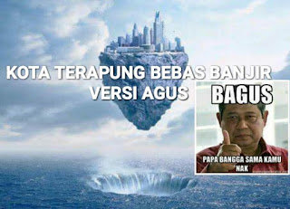 Jujur, Betapa Sulitnya Mencari Kelebihan Agus Yudhoyono, Debat Aja Ogah....