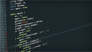 Cara Posting Source Code di Blog