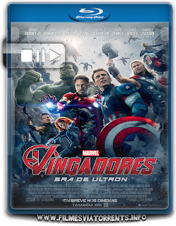 Vingadores: Era de Ultron Torrent - BluRay Rip 720p | 1080p Dual Áudio 5.1