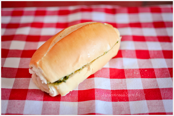 melhor pão de alho mundo