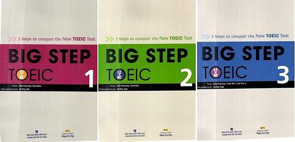 Big Step TOEIC PDF + Audio Download