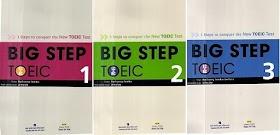 Trọn Bộ Giáo Trình Big Step TOEIC PDF + Audio Download