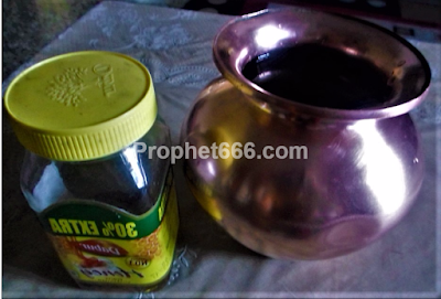 Paranormal Indian Remedy to Lose Fat using water and honey