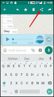 Cara Merubah Pesan Suara WhatsApp Menjadi Text (tulisan)