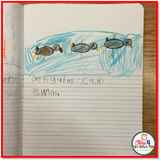 Kindergarten writing, Time 4 Kindergarten