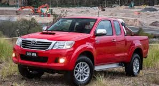 New Car Reviews, Specs and Price of the Toyota Hilux