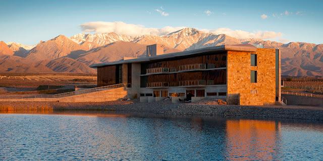 Hotel em Villa de Uco em Mendoza, Argentina