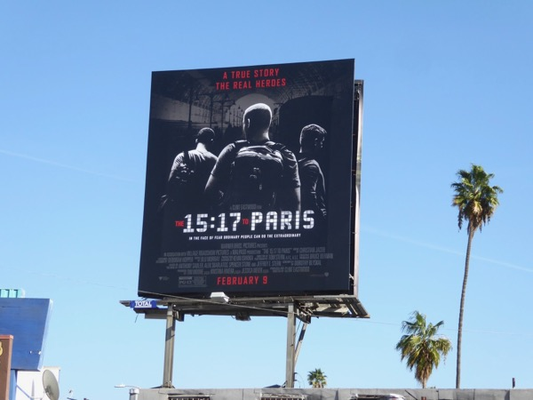 1517 to Paris film billboard