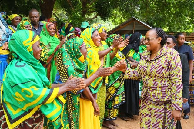 Mama Janeth Magufuli
