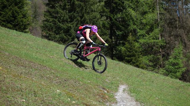 Mountainbiketouren St. Johann in Tirol